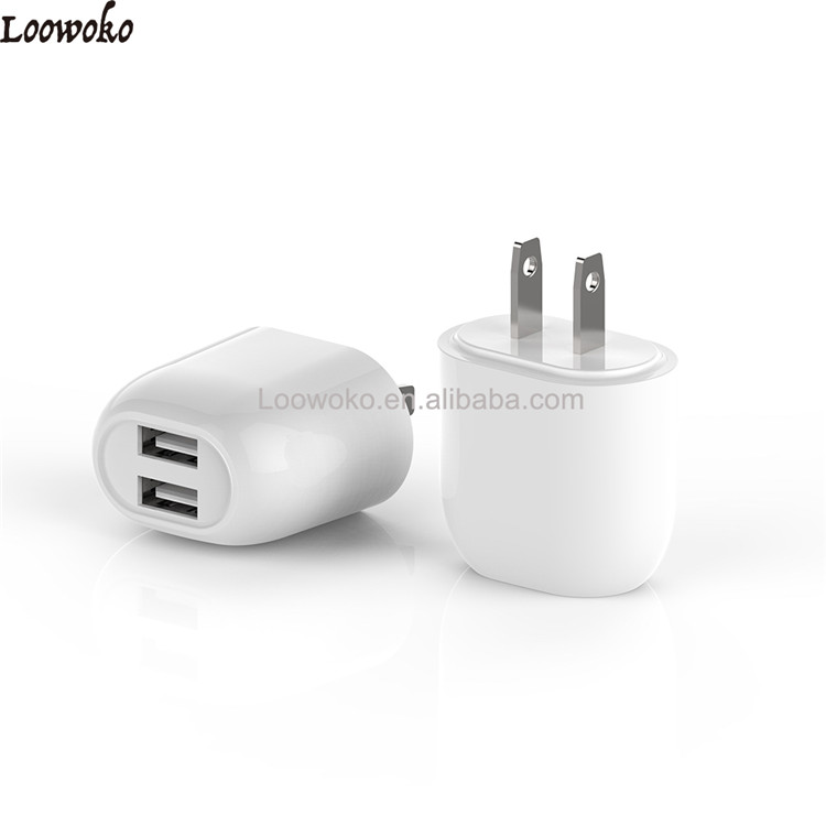 Hot Sale Qc3.0 Usb Port Wall Charger Mobile Phone Adapter