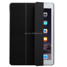 Factory Price Smart Foldable Leather Protective Cover Auto Wake Up Case For iPad Mini