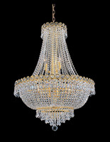 Zhongshan big crystal chandeliers for hotels