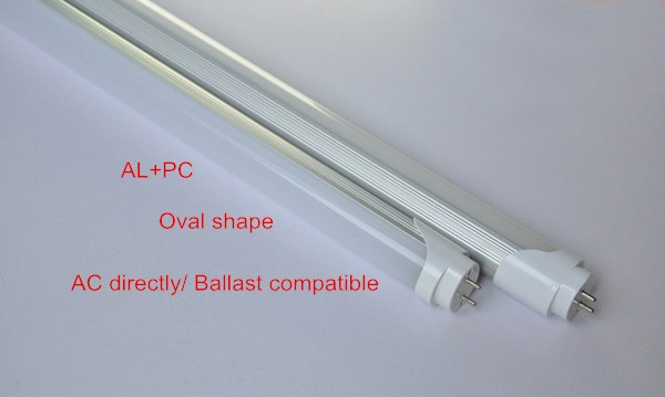 Type A Type B Optional 4ft 18w Ul Approved T8 Led Tube