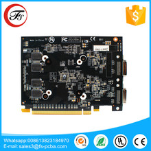 High technology pcb board,smd led pcb board,massage chair controlling circuit pcb