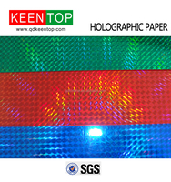 OPP HOLOGRAPHIC METALLIC FOIL FOR GIFT WRAPPING