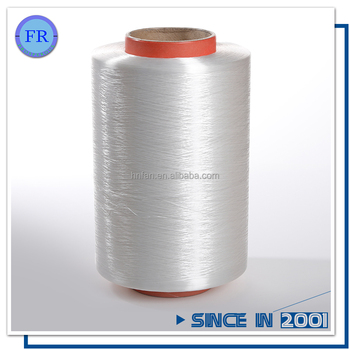Factory price free sample 100d30f viscose filament thread raw white