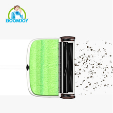 BOOMJOY 360 Degree Hot Sale Innovative 2 in 1 Floor Sweeper and Mop For House Cleaning