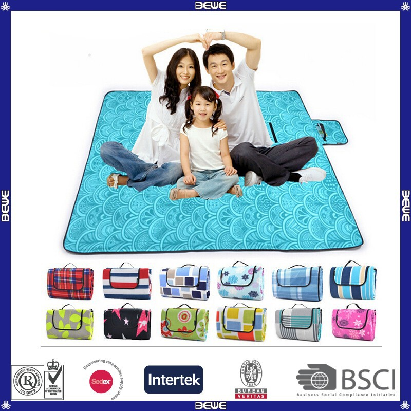 various material providing dilated extra strong folding waterproof customized good quality acrylon+PE subface camping mat