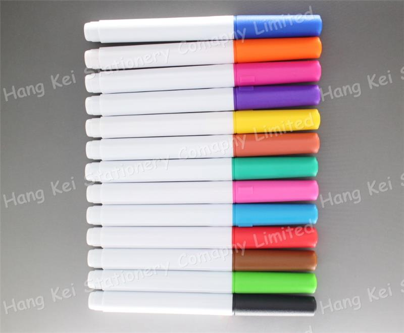 Hot sale best selling price waterproof plastic permanent marker pen ink