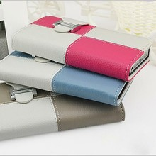 New fashionable wallet case pouch for iphone5 accessories
