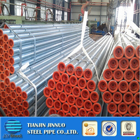 Supplier hot dip gi pipe, galvanized pipe , galvanized steel pipe main in Tianjin