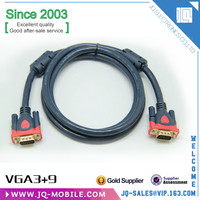 China wholesale price cheap 3 RCA RGB Video Female To HD15-Pin VGA cable for computer