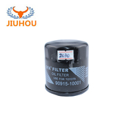 High quality factory price oil filter for engine 90915-10001