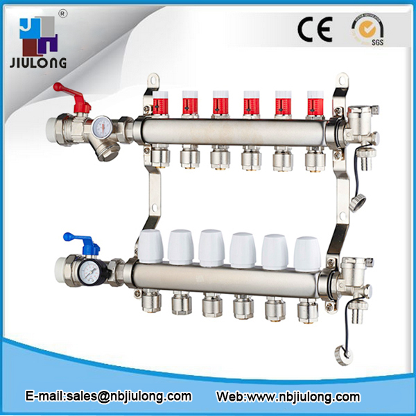 China best sale pipe manifold stainless steel water