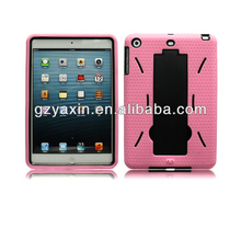 pink protector for ipad mini back cover