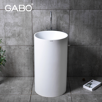 New Style Factory Directly Provide Basin With Overflow Cover