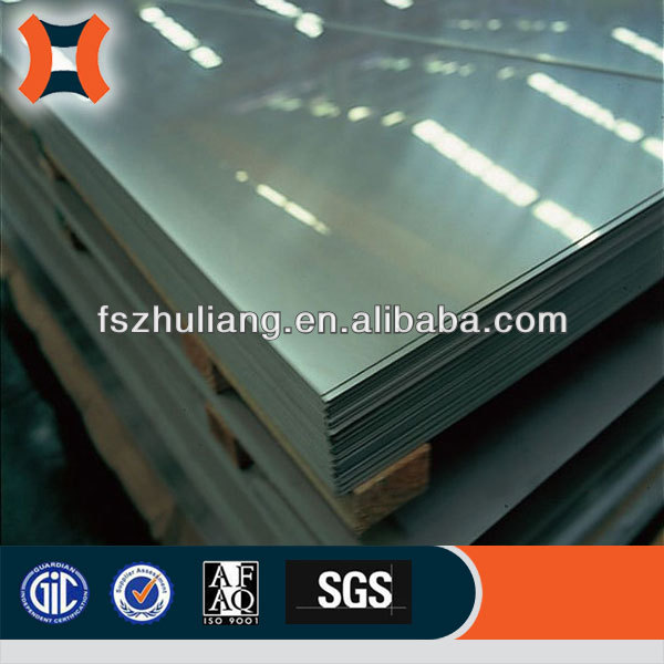 304 stainless steel plate china supplier after hot rolled pickling and annealing