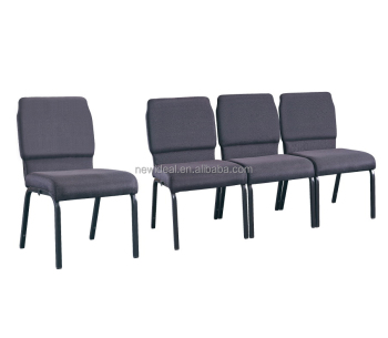 Stackable padded church chair (NB5508)