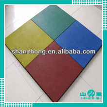 Cheap Gym Mats Rubber Flooring Tile For Sale