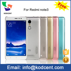 Xiaomi Redmi Note 3 Case Cover Ultrathin Transparent PC Cover Protective Case For Xiaomi Redmi Note 3