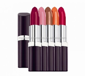 Private Label Cosmetics Waterproof lipstick