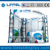 10*10ft standard portable trade show equipment solution