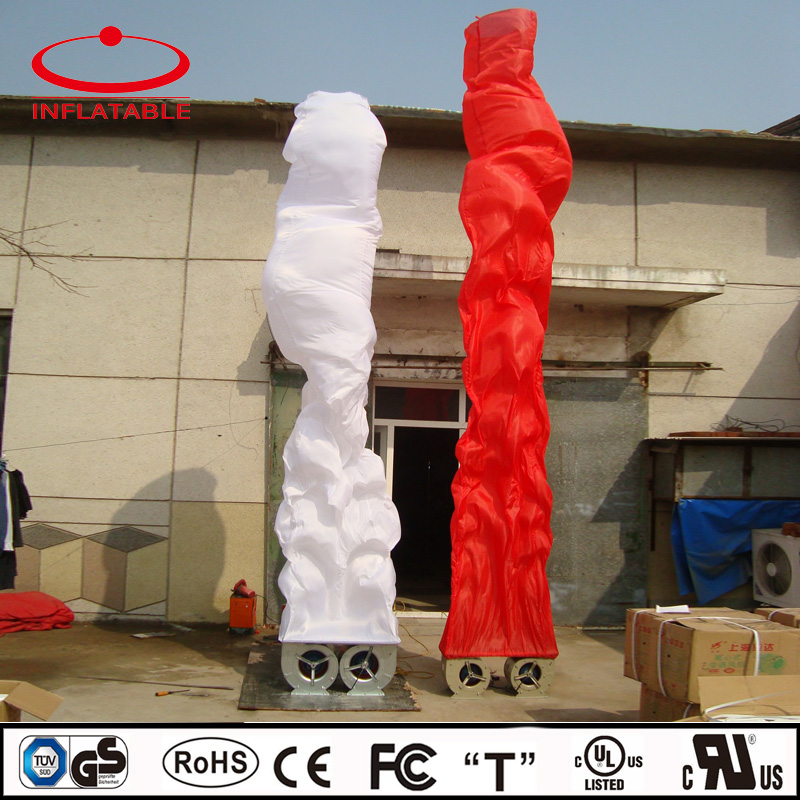 inflatable decoration air dancer, inflatable waving flame