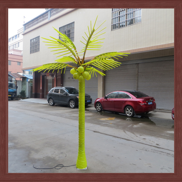 Led Palm Coconut Led Tree Lights,Artificial Led Simulation Coconut ...