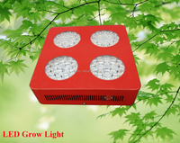 Free Pulg and Free Hanging kit 216W 324W 432W 864W Red and Bule Supplementary Lighting LED Grow Light Fixture with Cooling Fan
