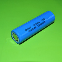 IEC62133 CE UL approved Lithium 1.5V AA Rechargeable Battery / 1.5V Li-ion Rechargeable Alkaline Battery / 1.5V LiFeS2 Battery