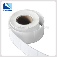 Cast Coated Half Gloss Self Adhesive Paper for Printing Label in Rolls