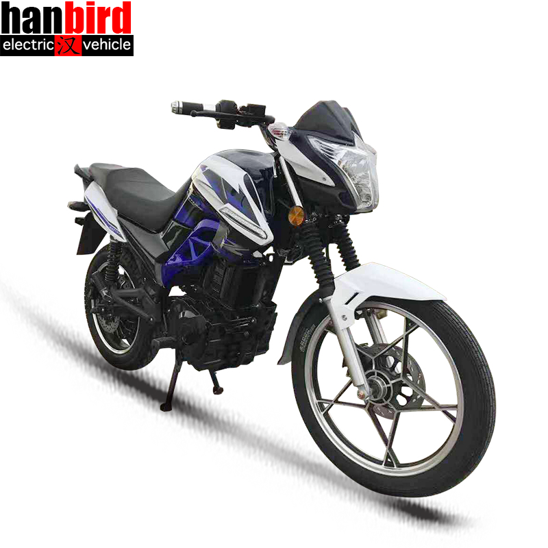 Hanbird Off Road Electric Racing Motorcycle for Cuba