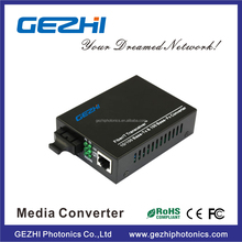 Fiber Media Converter 10/100M SM 1310nm 20KM Single Media Converter for <strong>Network</strong>&Communication