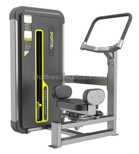 DHZ rotary torso gym fitness equipment 1018