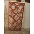 hot sale good design mdf grill panels for room