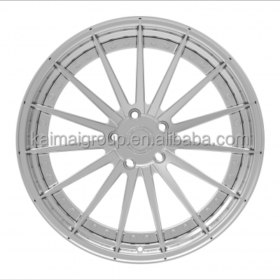 High quality 3 piece forged wheels | 2 pieces forged wheels | 19 inch forged alloy wheels