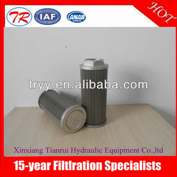 Hydraulic system used  mounted suction filter strainer JX630X180