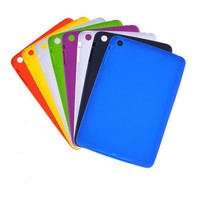 fashion skin-touch silicon case for 8 inch tablet