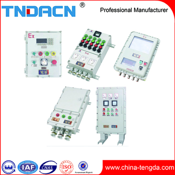 BXK58 Series explosion proof electrical control box
