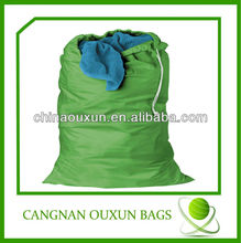 Hottest laundry bag for laundry shop,laundry bag with logo,print promotional laundry bags