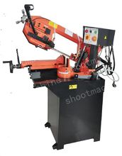 METAL BAND SAW SH4017 with Blade size 2105x20x0.9mm and The bow swivel degree 0-60degeree