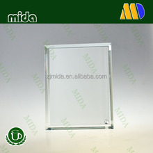 Blank Glass photo frames for sublimation