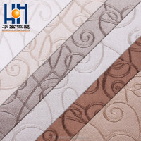 new design zk924 PU PVC Synthetic Leather for shoe for Sofa for Furniture with diamond mirror pattern