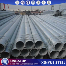 ASTM A53 GRB ERW Welded Schedule 20 Galvanized Steel 10 Inch Drain Pipe