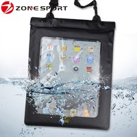 Promotional items PVC waterproof case pouch for tablet PC for iPad 2/3
