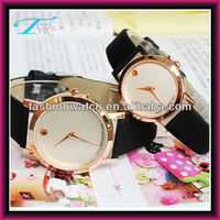 Fashion alloy watches for couple low price fashion branded lover couple watch as a gift quartz analog watch movement