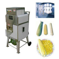 newest design/ electric sweet corn thresher