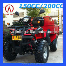2017 popular atv 200cc CVT atv quad bikes amphibious vehicles for sale (JLA-13T-10)
