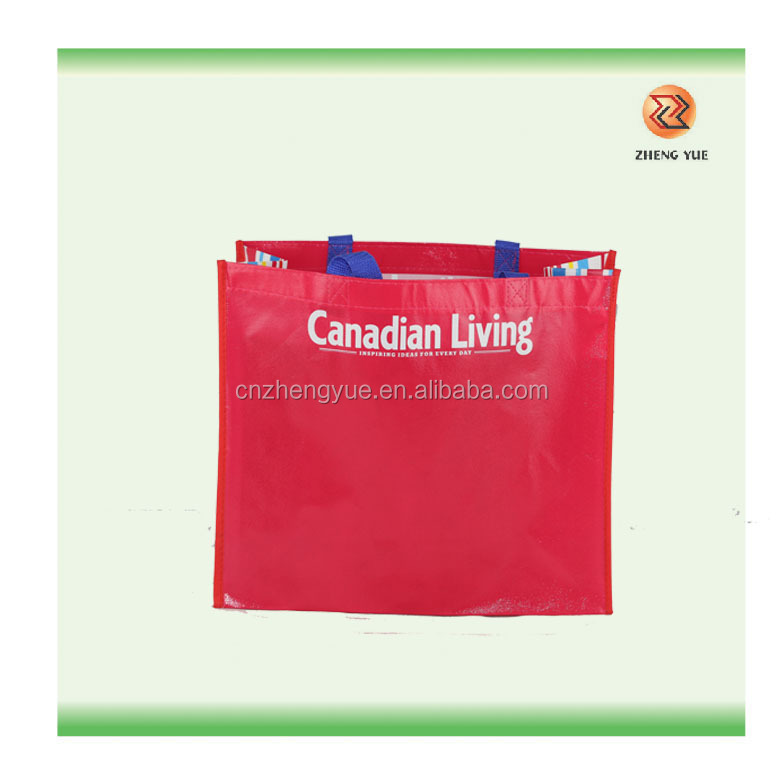 no laminated non woven bag/laminated non woven bag/shopping bag
