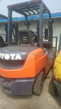new model toyota 3T 8f forklift for sale