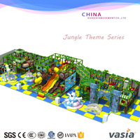 Attractions proof children soft commercial indoor playground equipment for sale