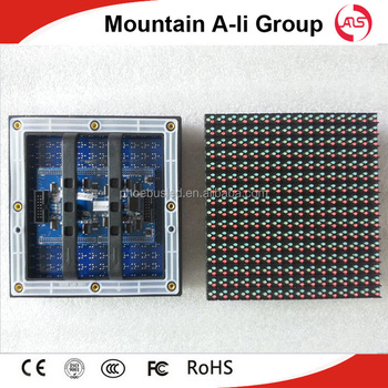 Promotion for p10 led module rgb outdoor full color