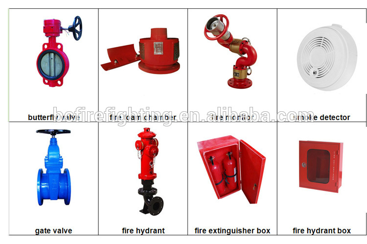 Factory Price Glass Bulb Fire Sprinkler Types Of Fire